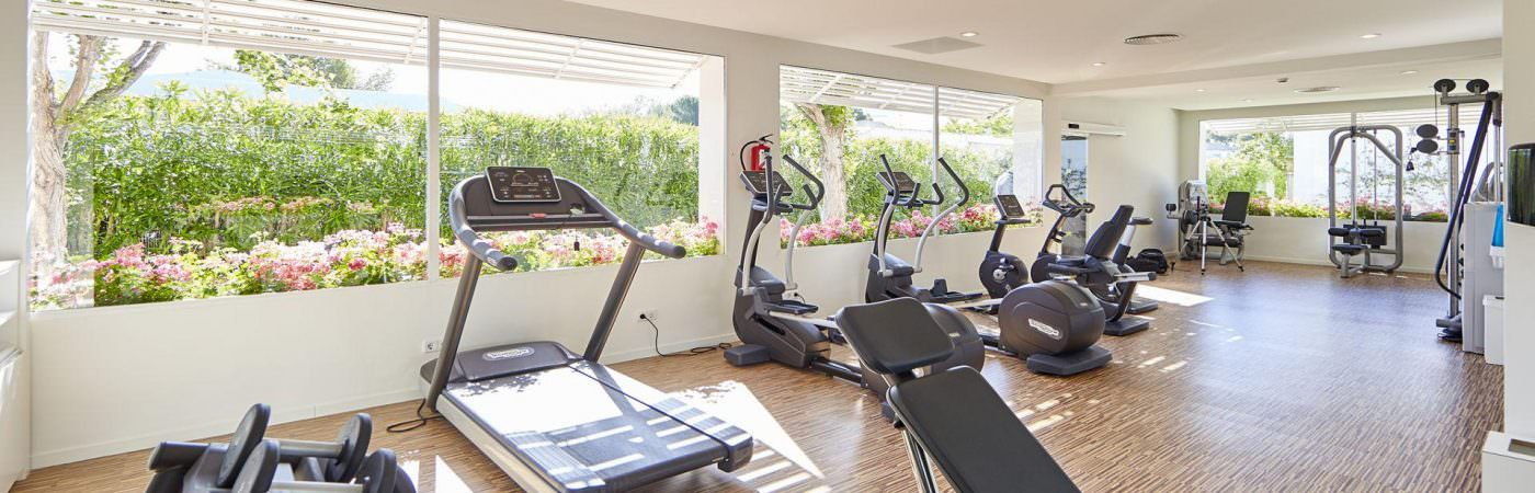 Fitness suite in Mallorca