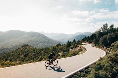 Cycling in Sierra Nevada
