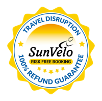 SunVelo Travel Disruption Money back guarantee