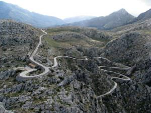 The Col de Reis
